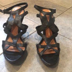 Black heels from Aldo
